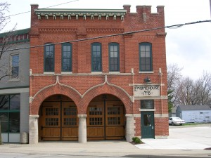 Old Engine House No. 5 - Firefighter's Local 124