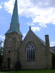 Trinity Episcopal Street