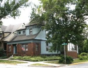 Carole Lombard House