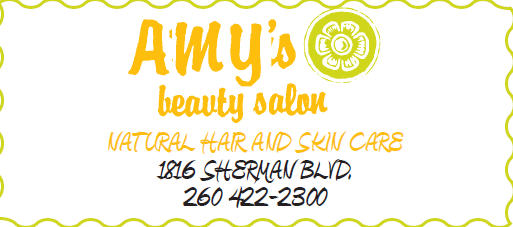 Amy's Beauty Salon - $150
