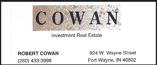 Cowan Investment Real Estate - $150