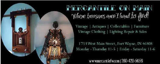 Mercantile on Main - $150