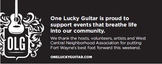 One Lucky Guitar - $150