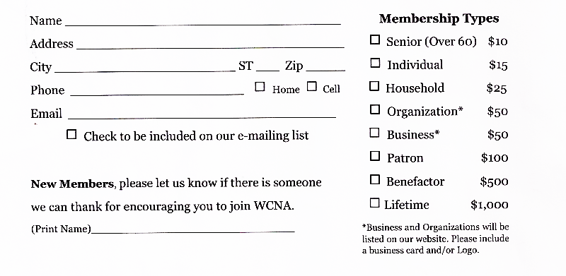 Become a Member – West Central Neighborhood